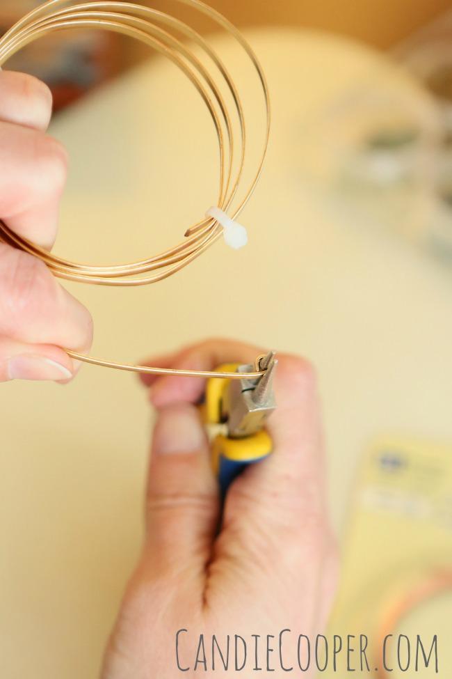 Artistic Wire earrings