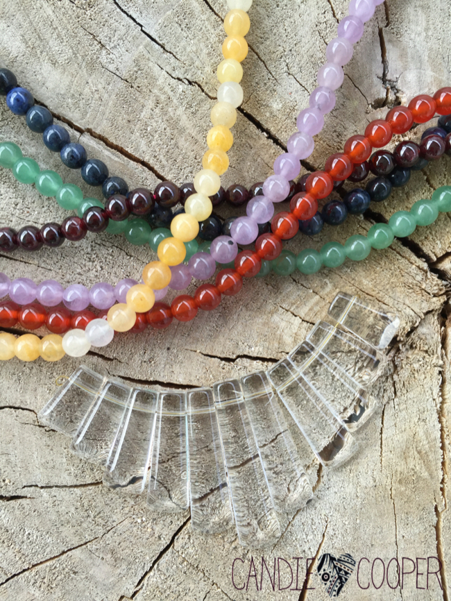 How to Make Chakra Jewelry with Dakota Stones on Candie Cooper's blog6