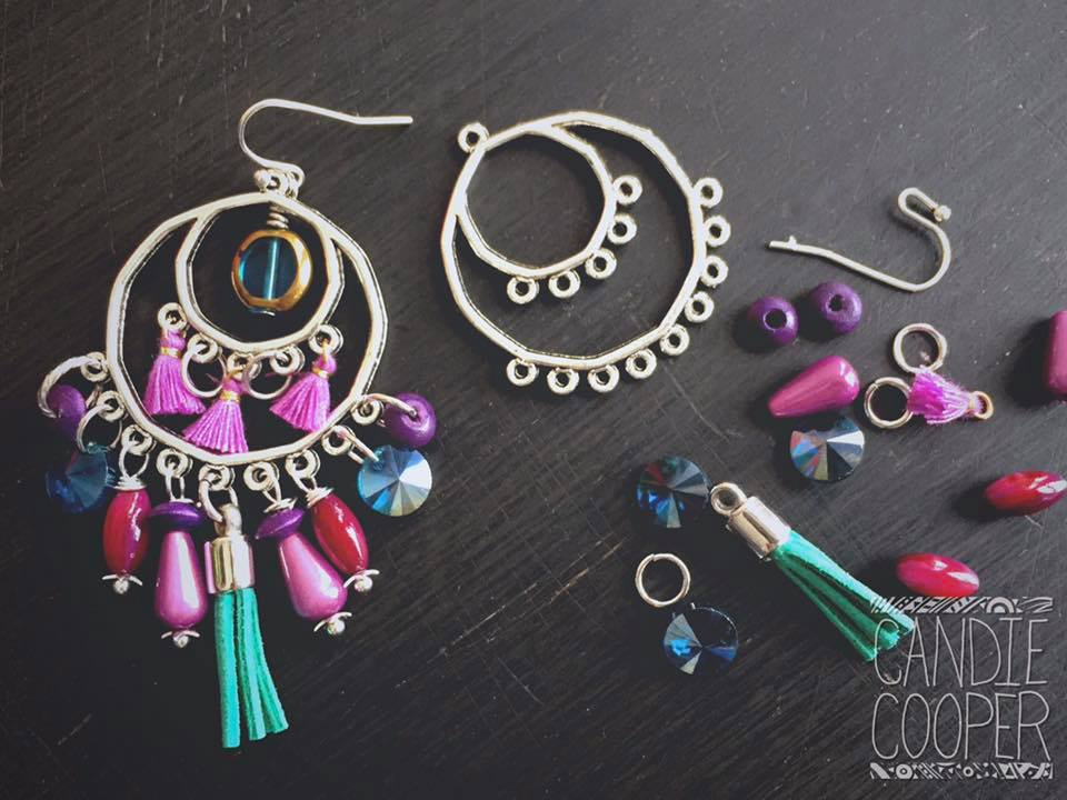 making how beads to art earring home earrings make youtube jewelry watch at diy