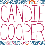 candie cooper badge