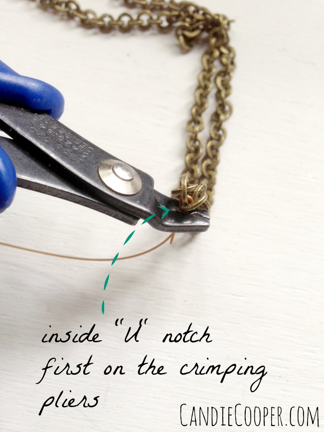 How to crimp part I