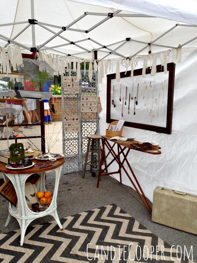 Art Fair Tent Ideas 2