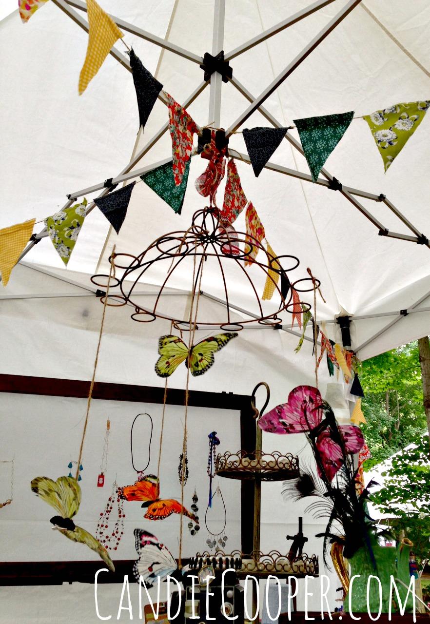 Art Fair Tent Ideas 3