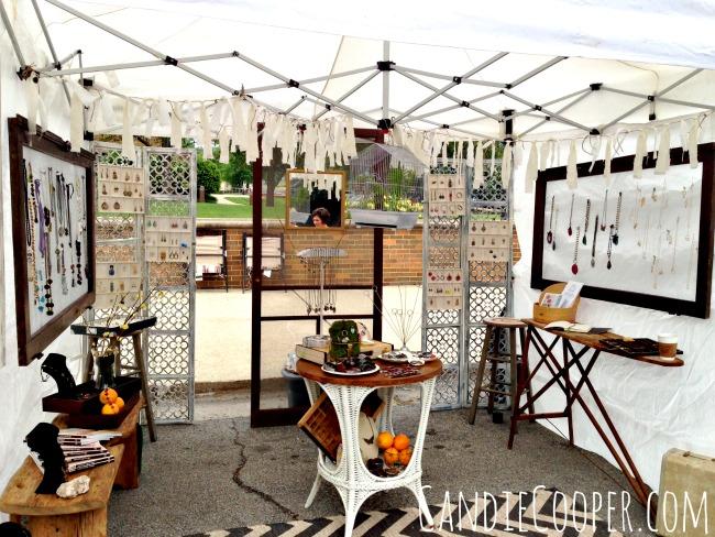 Art Fair Tent Ideas 5