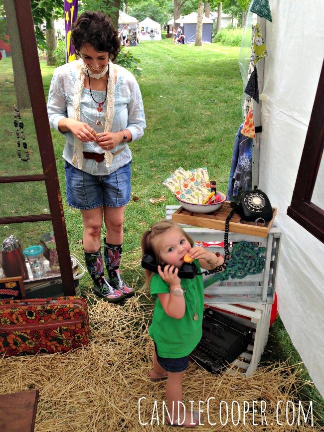 Art Fair Tent Ideas