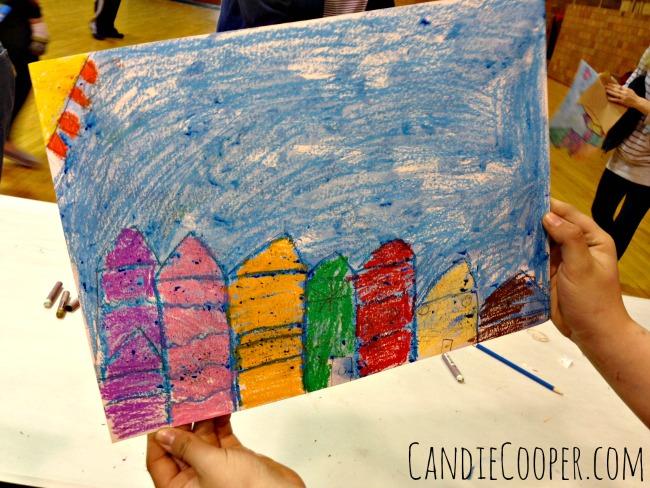 Paul Klee Kids Art Project Example 2