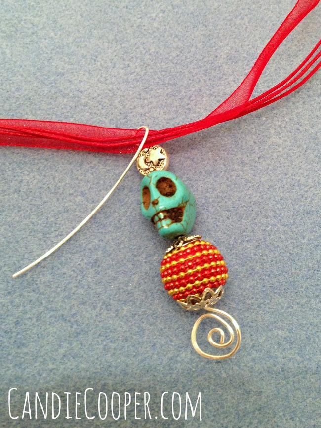 Jewelry Making Wire wrapped loop