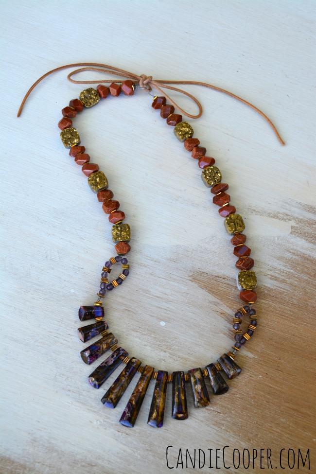 #jewelrymaking tutorial via @candiecooper