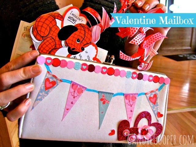Valentine Mailbox Idea from @candiecooper