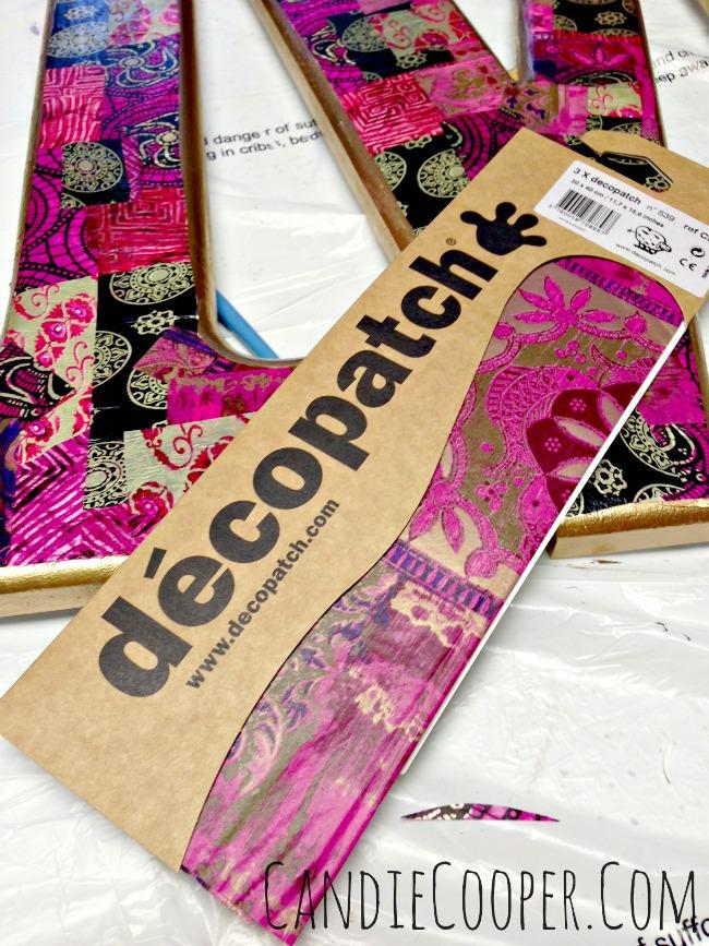 Decopatch Decoupage Paper