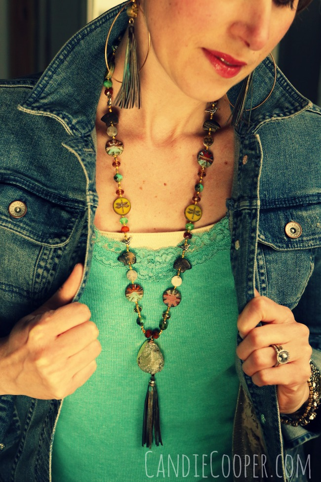 Coachella Inspired DIY Jewelry from Candie Cooper