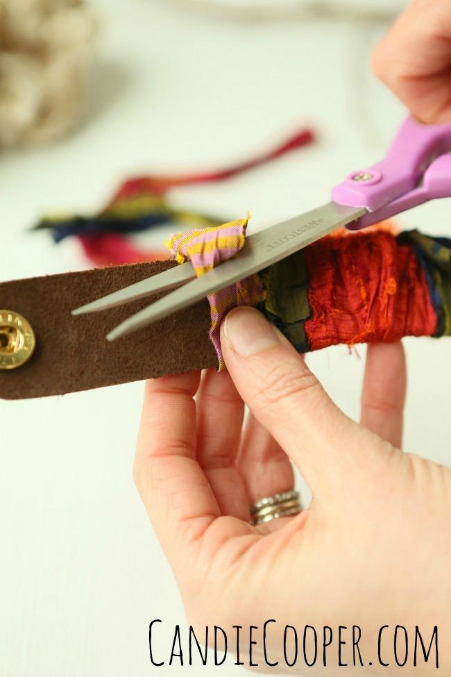 DIY Jewelry Making  Coachella Cuff Bracelet
