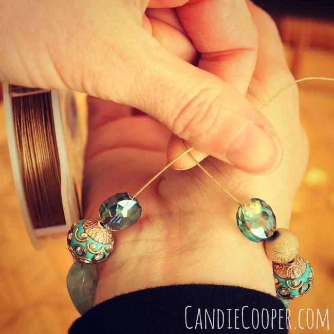 Unique boho beads from JesseJamesBeads.com