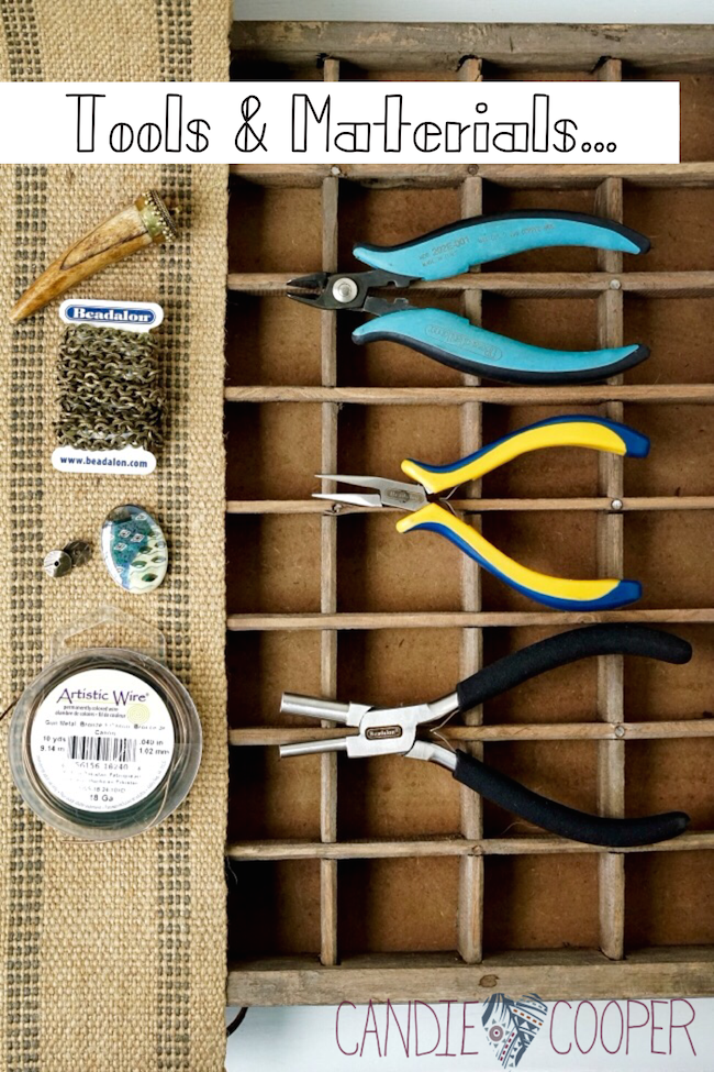 DIY jewelry making tools