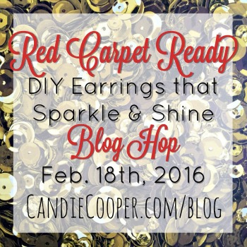 Red Carpet Ready Blog Hop on Candie Cooper's blog