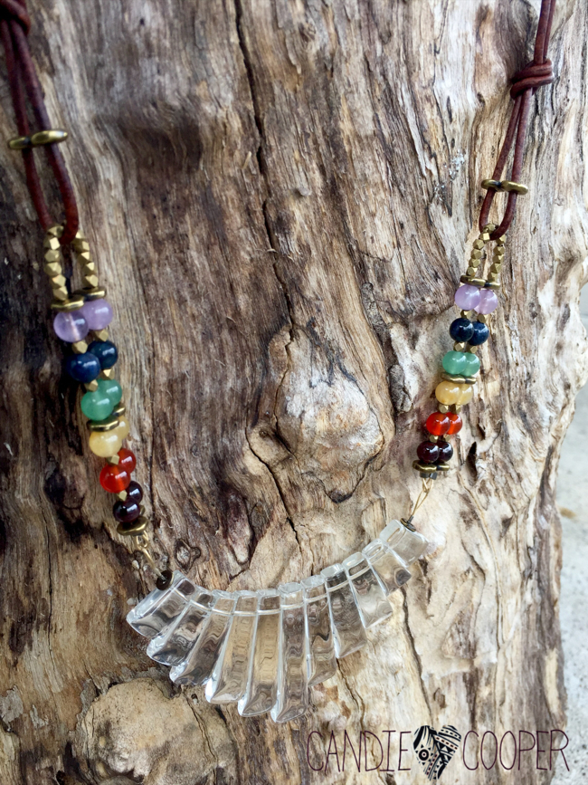 How to Make Chakra Jewelry with Dakota Stones on Candie Cooper's blog12