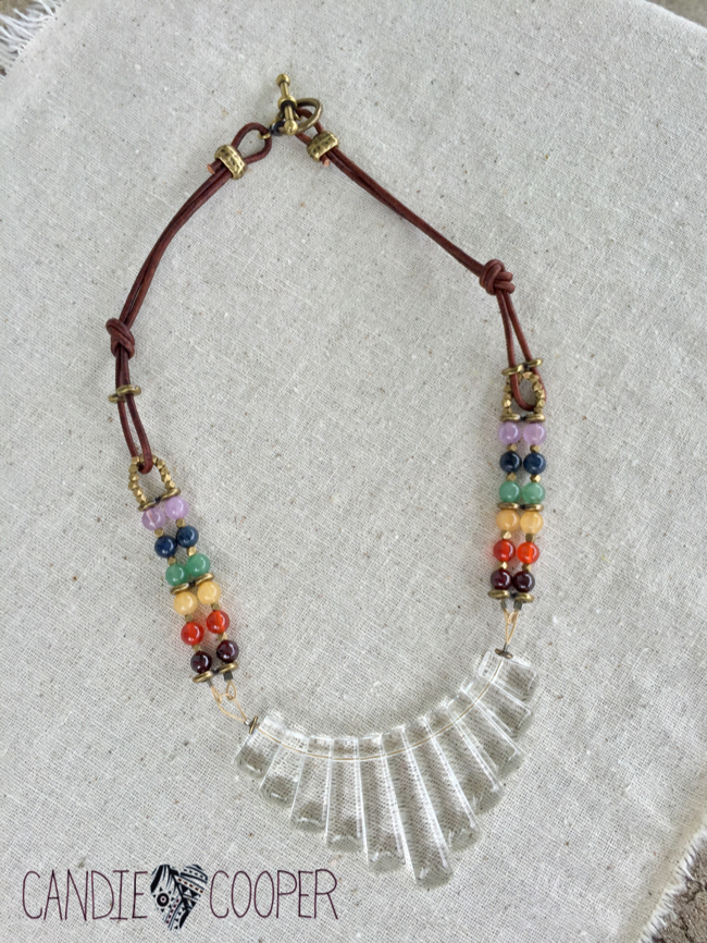 How to Make Chakra Jewelry with Dakota Stones on Candie Cooper's blog13