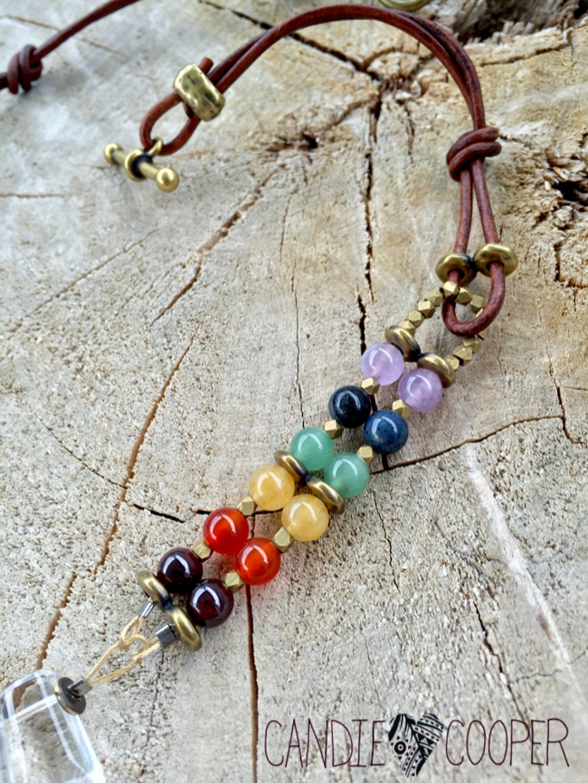 How to Make Chakra Jewelry with Dakota Stones on Candie Cooper's blog8