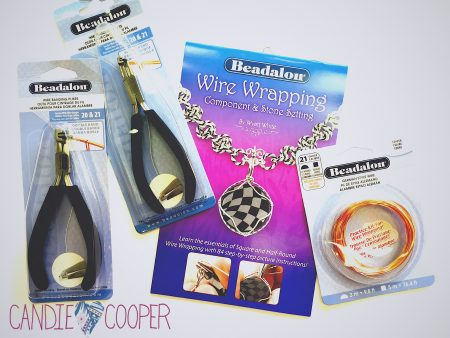Beadalon Wire Wrapping Giveaway