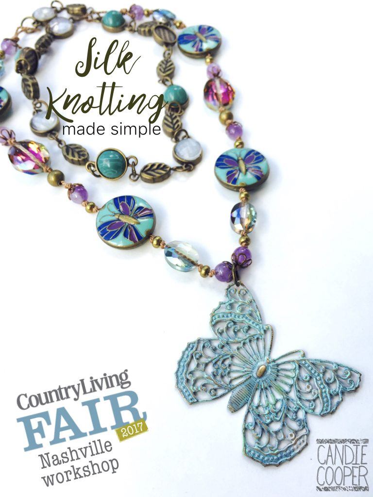 Country Living Fair Silk Knotting Made Simple