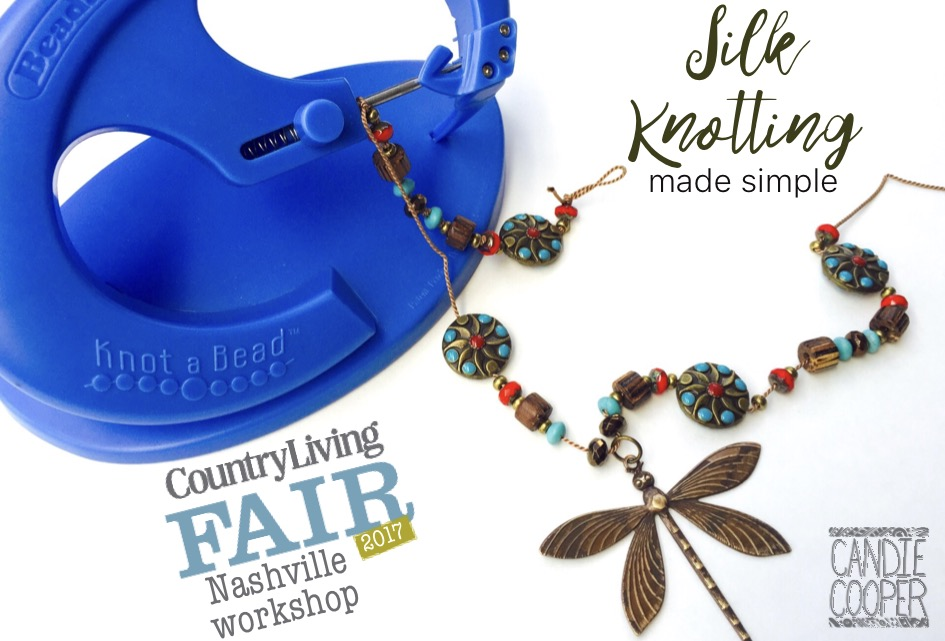 Country Living Fair Silk Knotting Made Simple Tool