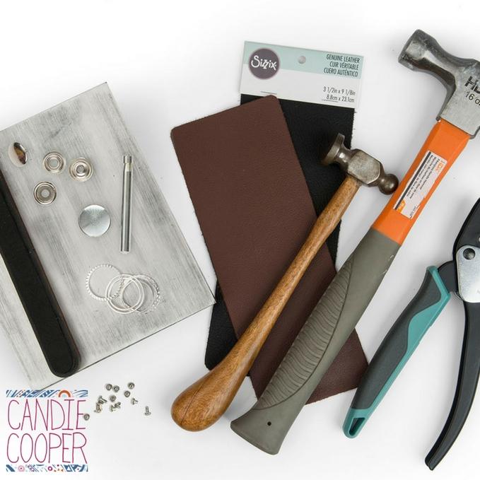 Leather Bracelet Supplies