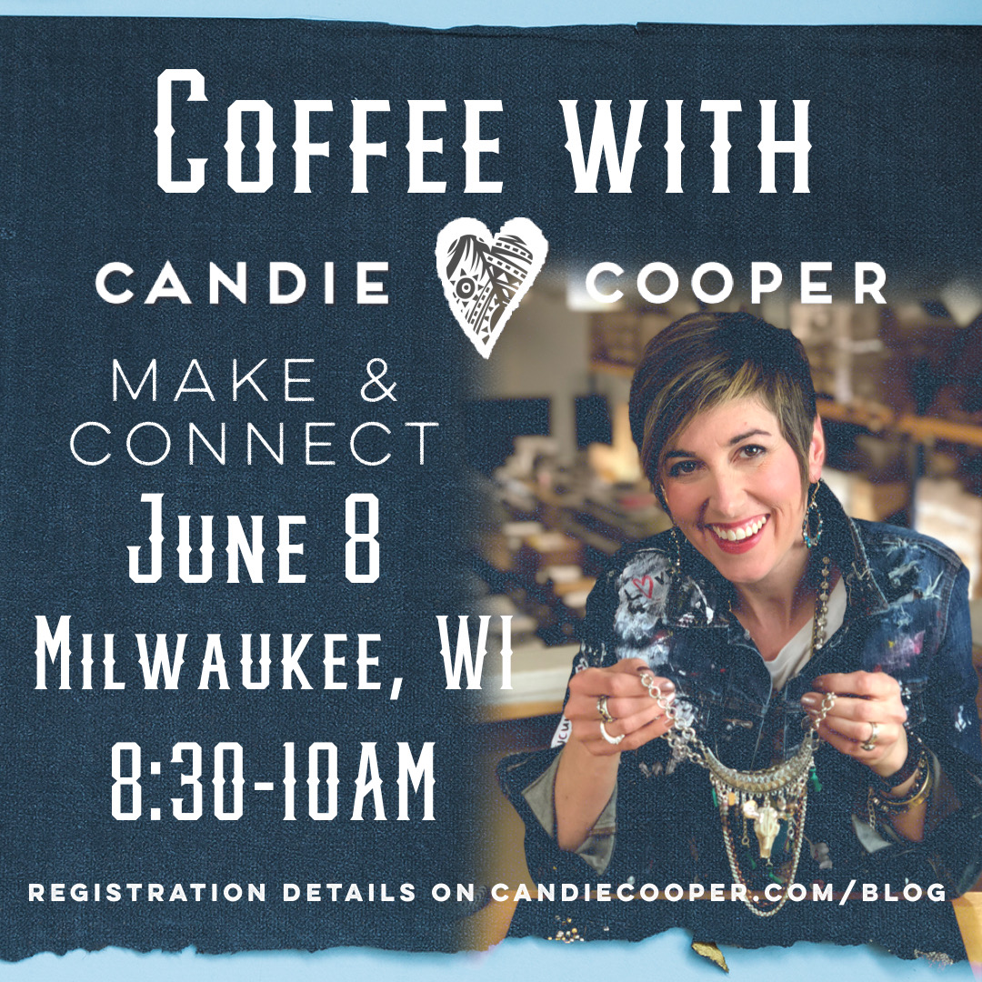 Coffee with Candie Milwaukee WI