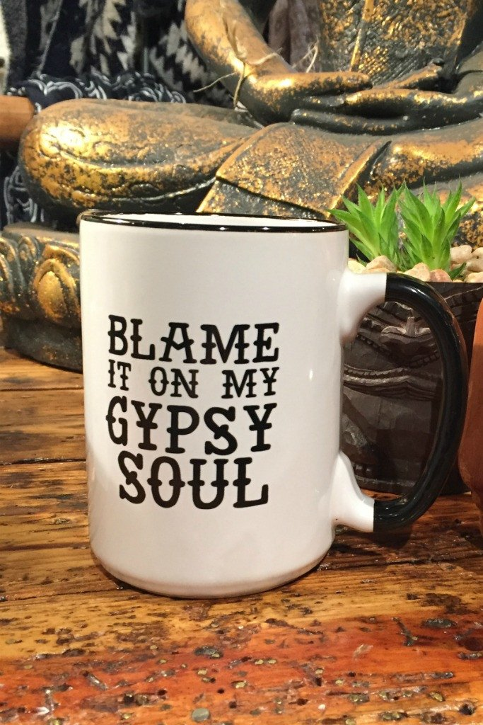 Gypsy Jule Mugs