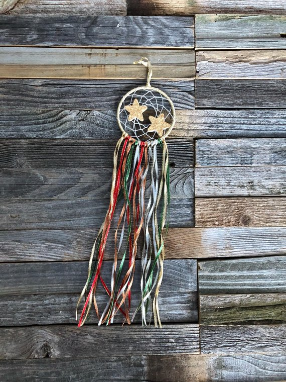 Dream Big Live Inspired Dream Catcher